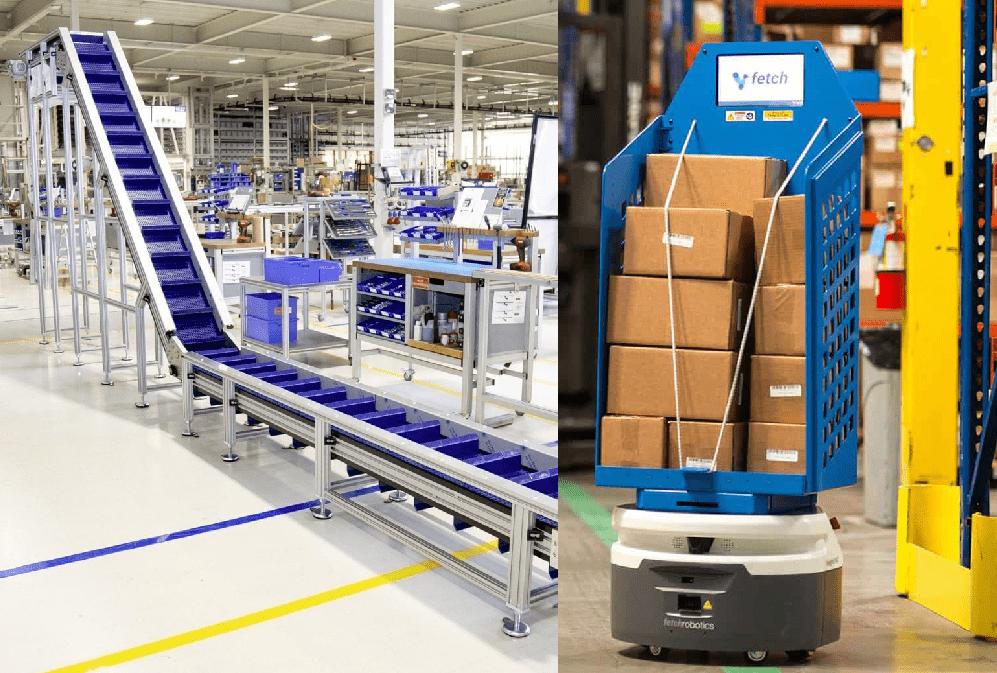 material handling options