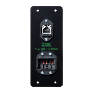 control cabinet interface